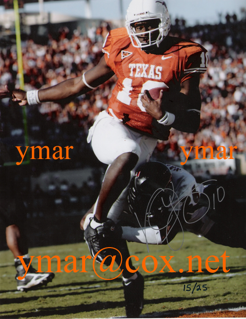 The Vince Young 'Heisman Pose'!!!